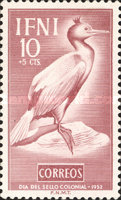 [Stamp Day - Birds, type U1]