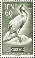 [Stamp Day - Birds, type U2]