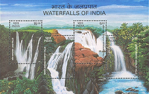 [Waterfalls of India, Typ ]