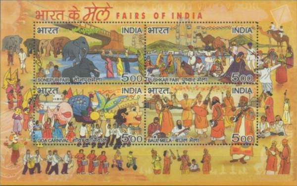 [Fairs of India, Typ ]