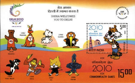 [The 19th Commonwealth Games 2010, Typ ]