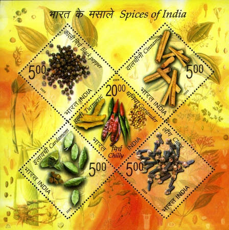[Spices of India, Typ ]