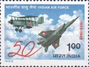 [The 50th Anniversary of Indian Air Force, Typ ABL]