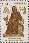 [The 800th Anniversary of the Birth of St. Francis of Assisi, Typ ACQ]