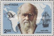 [The 100th Anniversary of the Death of Charles Darwin, Naturalist, Typ ACS]