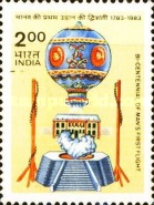 [The 200th Anniversary of the Manned Flight, Typ ADL]