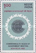 [Commonwealth Heads of Government Meeting, New Delhi, Typ ADN]