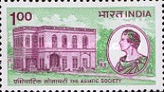 [The 200th Anniversary of Asiatic Society, Typ ADT]