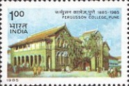 [The 100th Anniversary of Fergusson College, Pune, Typ AEZ]