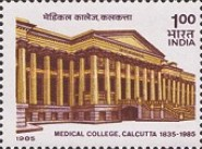 [The 150th Anniversary of Medical College, Calcutta, Typ AFE]