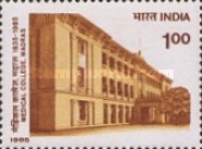 [The 150th Anniversary of Medical College, Madras, Typ AFF]
