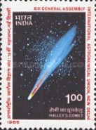 [The 19th General Assembly of International Astronomical Union, New Delhi, Typ AFX]