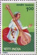 [Tansen (Musician and Composer) Commemoration, Typ AHJ]