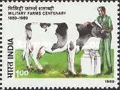 [The 100th Anniversary of Military Farms, Typ ANJ]