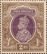 [King George VI, 1895-1952, type AP1]