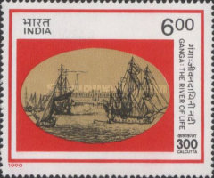 [The 300th Anniversary of Calcutta, Typ APM]