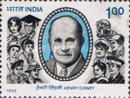 [The 50th Anniversary of the Death of Sir Henry Gidney (Ophthalmologist), Typ ASE]