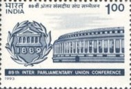 [The 89th Inter-Parliamentary Union Conference, New Delhi, Typ ATL]