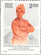 [The 100th Anniversary of Swami Vivekananda's Chicago Address, Typ ATW]