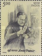 [The 100th Anniversary of the Death of Louis Pasteur, Chemist, Typ AWU]