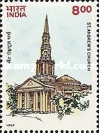 [St. Andrew's Church, Egmore, Madras Commemoration, Typ AZG]