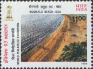 [INDEPEX '97 International Stamp Exhibition, New Delhi - Beaches, Typ BAE]