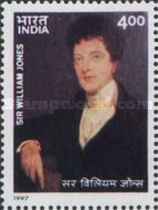 [The 250th Anniversary (1996) of the Birth of Sir William Jones (Sanskrit Scholar), Typ BAQ]