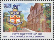 [The 150th Anniversary of Lawrence School, Sanawar, Typ BAR]
