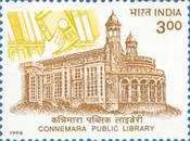 [The 100th Anniversary of Connemara Public Library, 1996, Typ BDX]