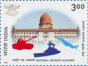[The 50th Anniversary of National Defence Academy, Khadakwasla, Typ BEO]