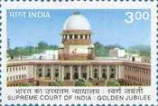 [The 50th Anniversary of Supreme Court of India, Typ BGJ]
