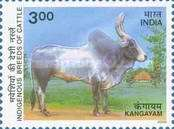 [Indigenous Breeds of Cattle, Typ BHR]