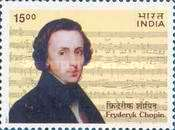 [The 190th Anniversary (2002) of the Birth of Frederic Chopin (Composer), Typ BKO]
