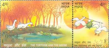 [Stories from Panchatantra (Indian Fables), Typ BLW]