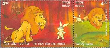 [Stories from Panchatantra (Indian Fables), Typ BLY]