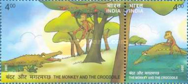 [Stories from Panchatantra (Indian Fables), Typ BMA]