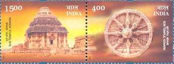 [The 100th Anniversary of the Conservation at Sun Temple, Konark, Typ BMJ]