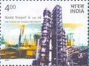 [The 100th Anniversary of Digboi Oil Refinery, Assam, Typ BMO]