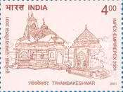[Inpex-Empirepex 2001 National Stamp Exhibition. Temple Architecture, Typ BMS]