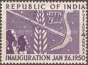 [Inauguration of Republic, type BV]