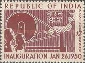 [Inauguration of Republic, type BW]