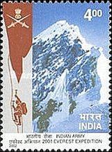 [Indian Army 2001 Everest Expedition, Typ CAB]