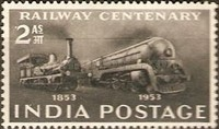 [The 100th Anniversary of Indian Railways, Typ CG]