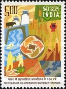 [The 100 Years of Cooperative Movement in India, Typ CHR]