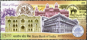 [State Bank of India, Typ CHV]