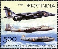 [The 50 Years of 16 Squadron Air Force, Typ CIT]
