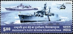 [President's Fleet Review, Visakhapatnam, type CIZ]