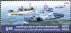 [President's Fleet Review, Visakhapatnam, type CJA]