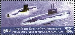 [President's Fleet Review, Visakhapatnam, type CJB]