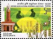 [The 100th Anniversary of Indian Agricultural Research Institute, type CJL]